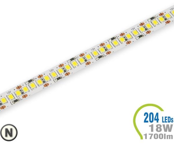 LED Stripe 204 LED/m 1700 lm/m Neutralweiß
