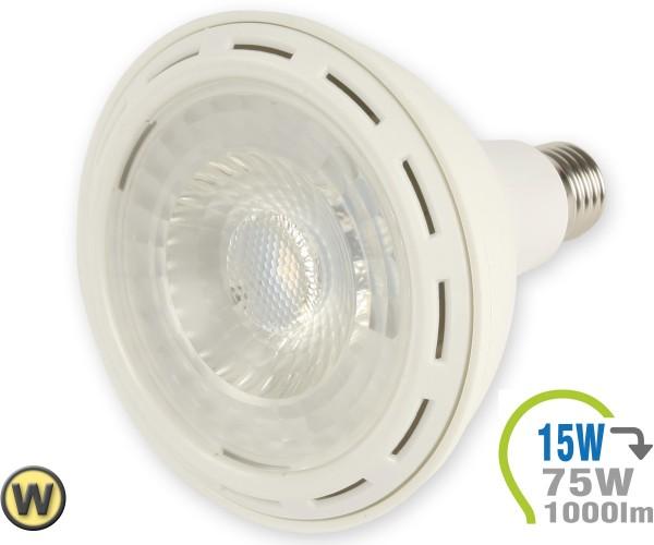 E27 LED Lampe 15W Spot PAR38 Warmweiß