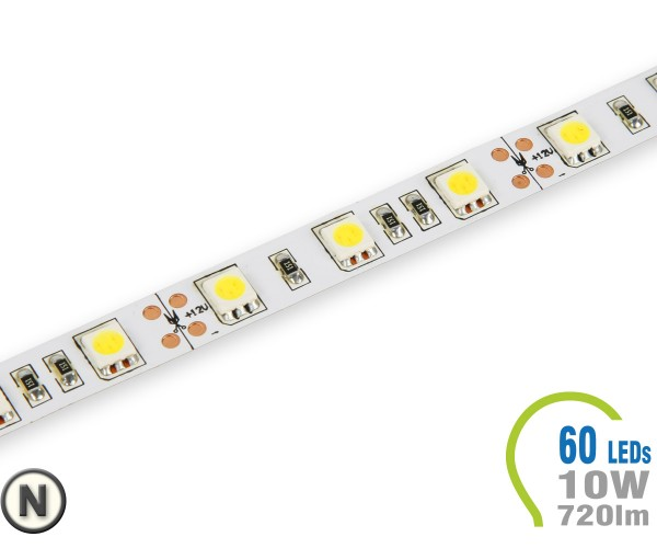 LED Stripe 60 LED/m 720 lm/m Neutralweiß