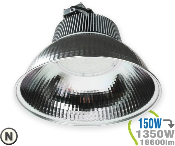 LED Hallenstrahler 150W A++ Neutralweiß