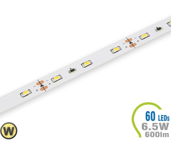 LED Stripe 60 LED/m 600 lm/m Warmweiß