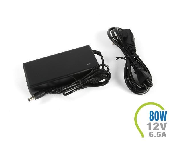 LED Netzteil EMC 80W 12V 6.5A Kunststoff