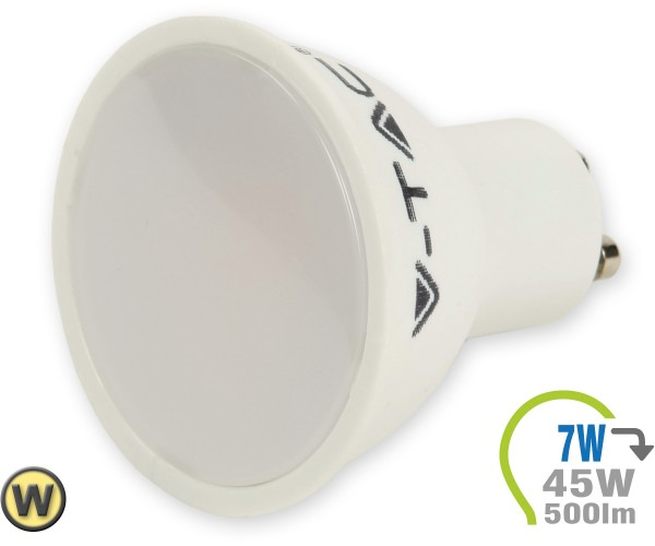 GU10 LED Lampe 7W Spot Warmweiß