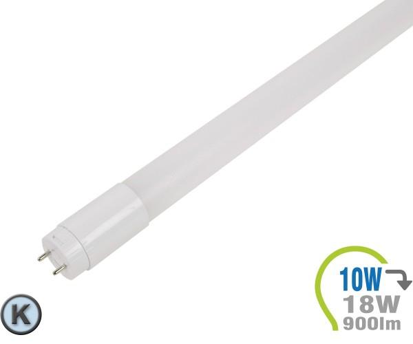 T8 LED Röhre 10W 60cm Thermoplast Kaltweiß