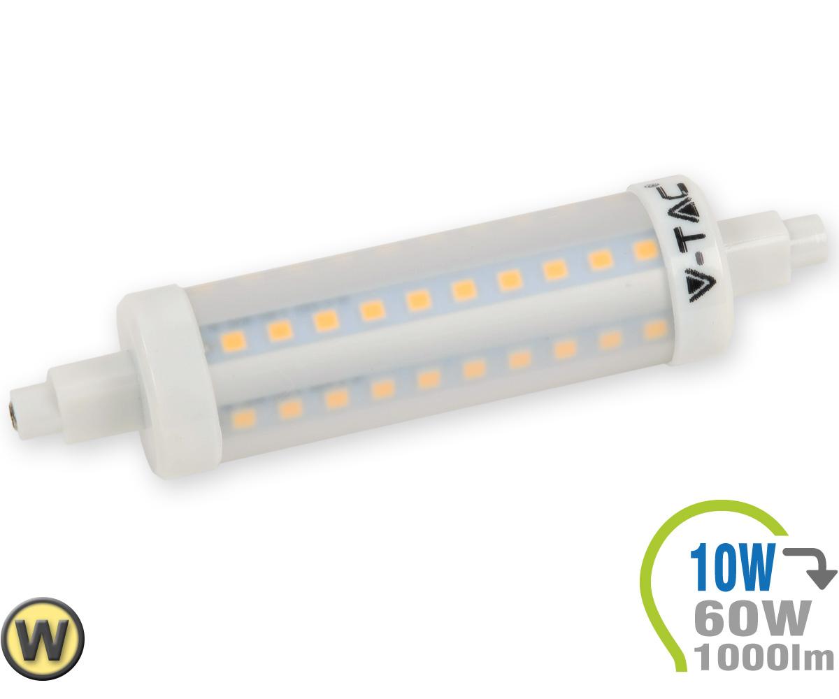 R7s led lampe 10w warmwei r7s led leuchtmittel led for Lampen leuchten shop