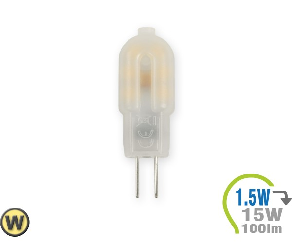 G4 LED Lampe 12V 1.5W Warmweiß