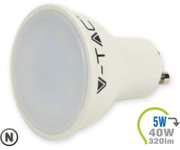 GU10 LED Lampe 5W Spot Neutralweiß