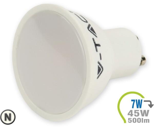 GU10 LED Lampe 7W Spot Neutralweiß