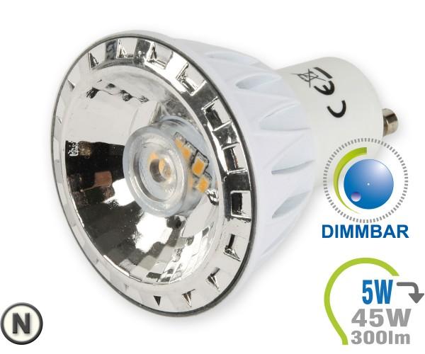 GU10 LED Lampe 5W Spot Dimmbar Neutralweiß