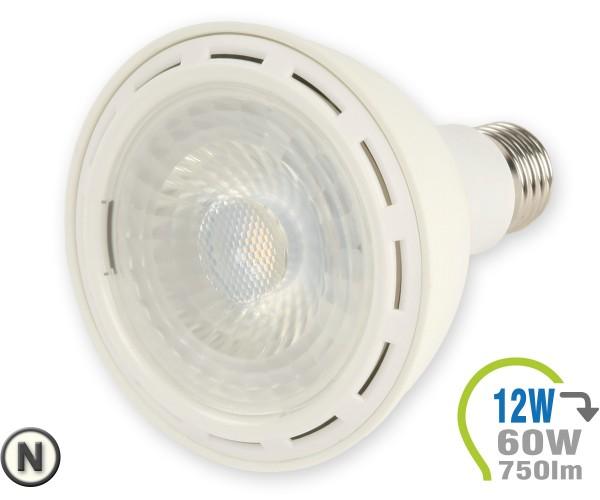 E27 LED Lampe 12W Spot PAR30 Neutralweiß