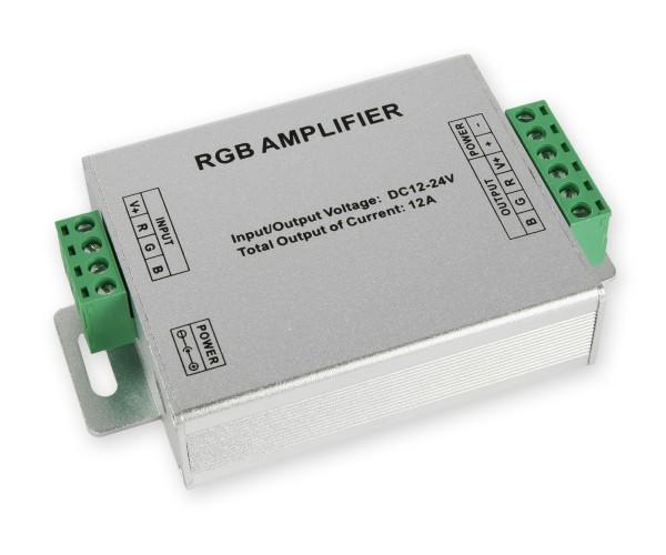 LED RGB Verstärker 3x4A